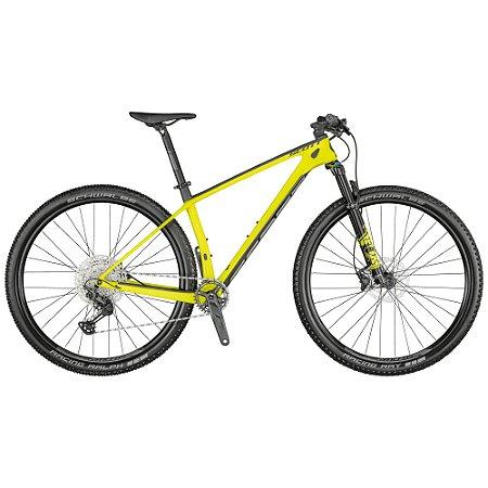Bicicleta Scott Scale 930 2021 Amarela