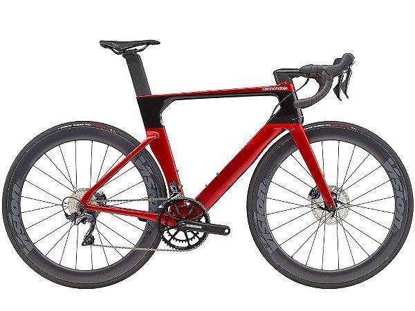 Bicicleta Cannondale SystemSix Carbon Disc Ultegra 2021 Quadro 54