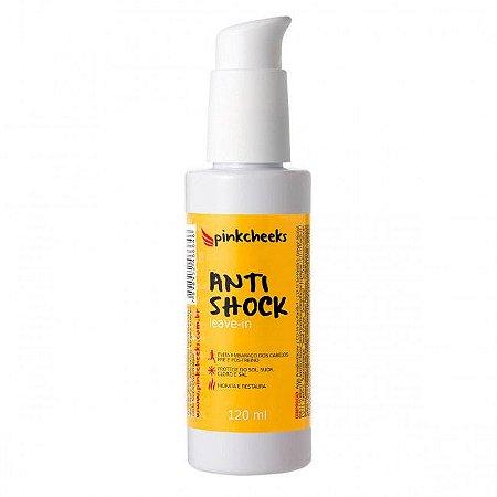 Anti Shock Leave-in Pré Treino 120ml