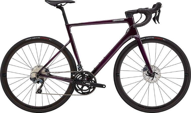 Bicicleta Cannondale SuperSix EVO Carbon Disc Ultegra 2021
