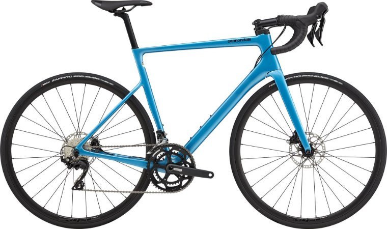 Bicicleta Cannondale Supersix Evo Disc 105 2021