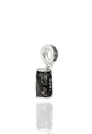 Berloque Lata de Coca-Cola Zero