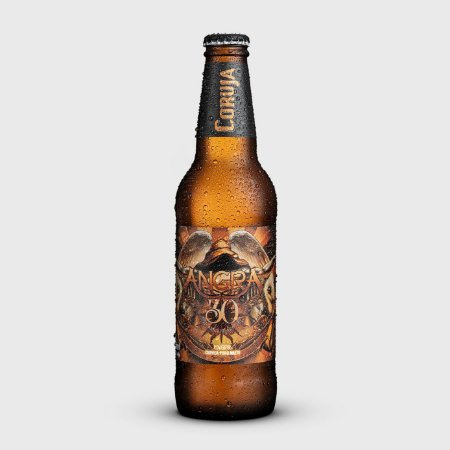 Cerveja Lager Angra e Coruja - 355ml