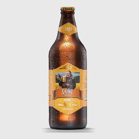 Cerveja Saint Bier Pilsen - 600ml