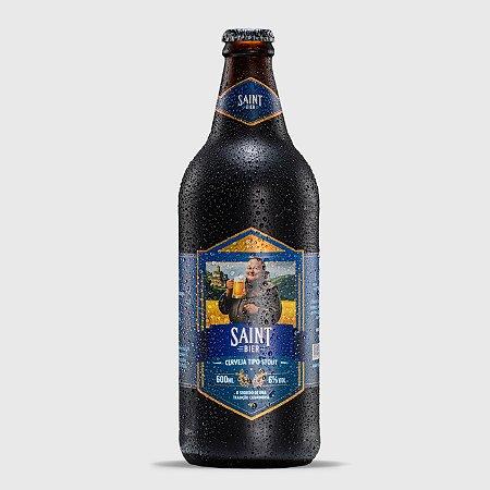 Cerveja Stout Saint Bier - 600ml