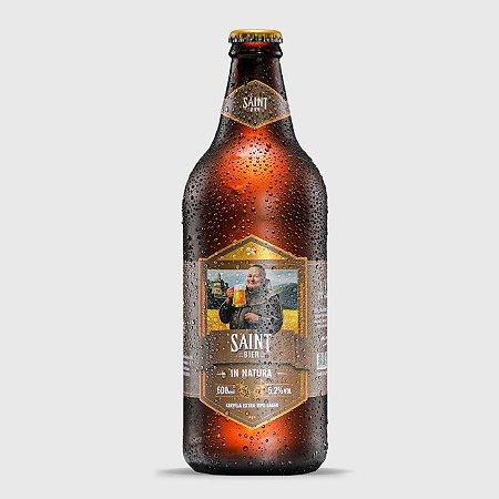 Cerveja In Natura Saint Bier - 600ml