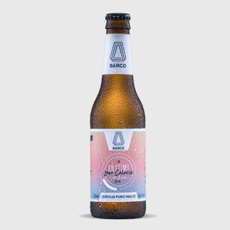 Cerveja Anytime Low Calorie Barco - 355ml