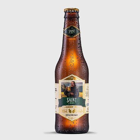 Cerveja German Pils Saint Bier - 355ml