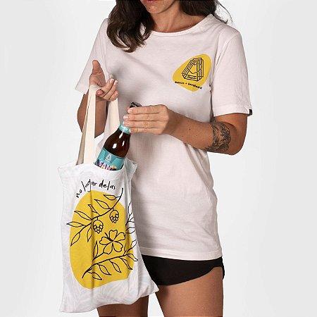 Barco + Loveboard: Kit Camiseta Ecológica + Ecobag  - Ganhe 2 Cervejas Barco