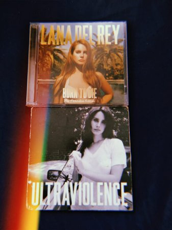CDs Lana del Rey - Born to Die: Paradise Edition / Ultraviolence