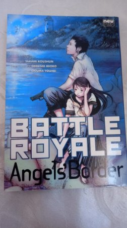 Battle Royale: Angels Border Volume ùnico