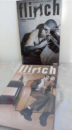 Flinch: Antologia de Terror da Vertigo Vol 01 e 02
