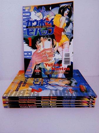 Cowboy Bebop Completo 6 Volumes
