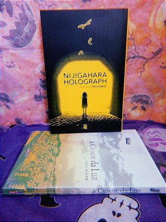 Inio Asano: Nijigahara Holograph + A Cidade da Luz