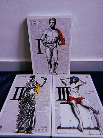 Thermae Romae Vol 01 ao 03