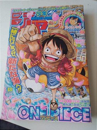Weekly Shonen Jump 2013 Vol 18