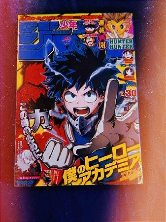 Weekly Shonen Jump 2017 Vol 30
