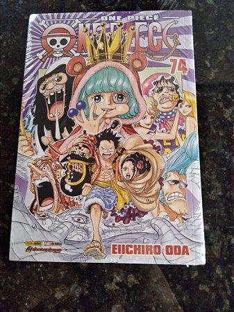 One Piece Vol 74