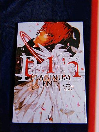 Platinum End Vol 01