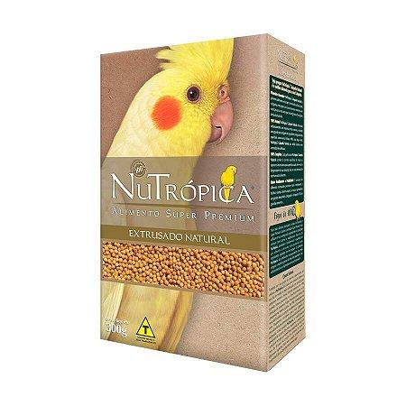 Ração Nutrópica Natural para Calopsita Extrusado Natural 300g