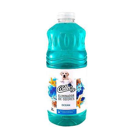 Eliminador de Odores Collie Ocean 2 Litros