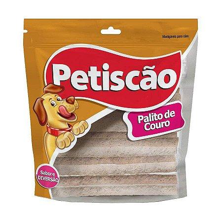 Osso Petiscão Palito para Cães 6 -Milímetros 500g