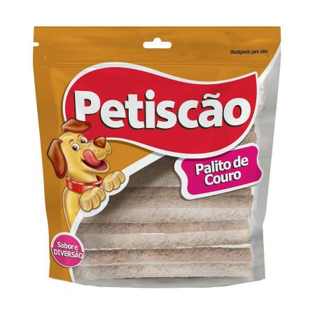 Osso Petiscão Palito 20 -Milímetros para Cães 1kg