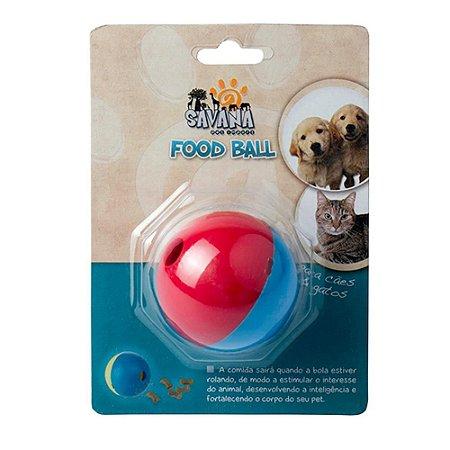 Bola Adestradora Food Ball para Cães 0,54cm