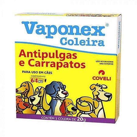 Vaponex coleira Antipulgas para cães