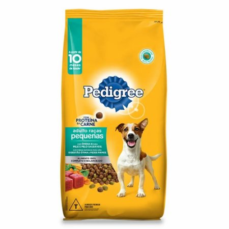 Pedigree Raças Pequenas para Cães Adultos 15,kg