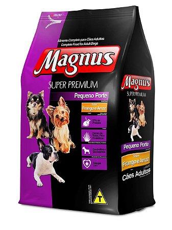 Ração Magnus Super Premium Raças Pequenas Frango 10kg