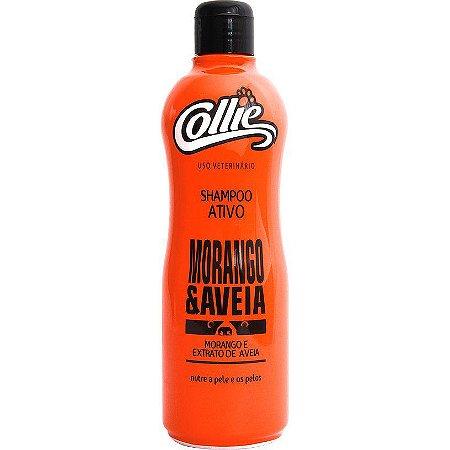 Shampoo Morango e Aveia Collie 500ml