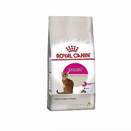Ração Royal Canin Exigent Gatos Adultos 1,5kg