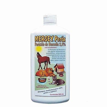 Shampoo Mersey Peróx 500ml