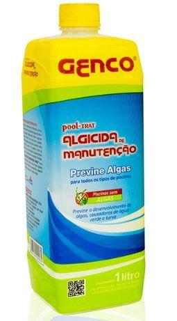 Algicida Manutenção 1 litro