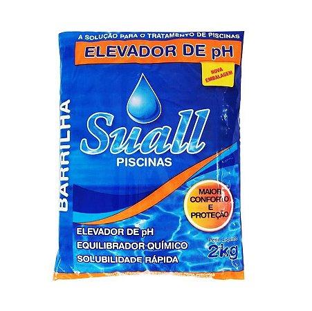 BARRILHA ELEVADOR DE PH SUALL 2KG