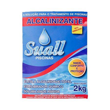 Bicarbonato de Sódio Ph Estável 2 kg Suall