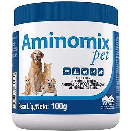 Complexo Vitamínico Aminomix Pet