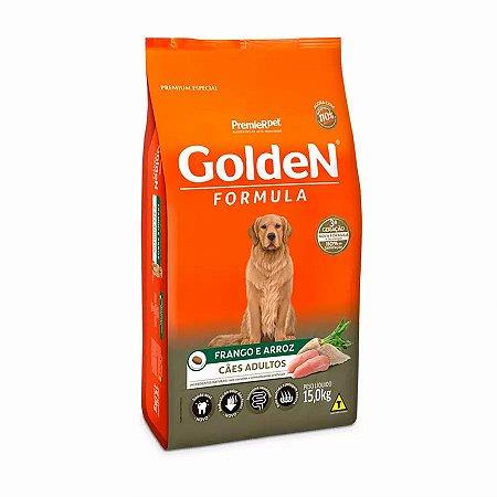 Ração Golden para Cães Adultos Raças Pequenas Frango