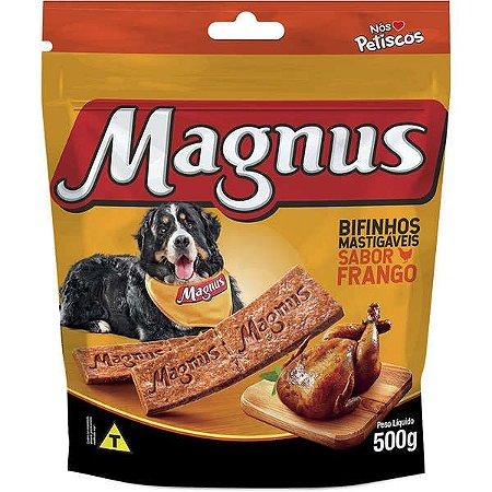 Bifinho Magnus Mastigáveis Sabor Frango para Cães