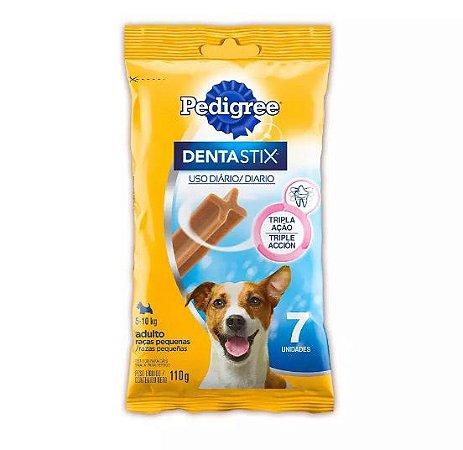 Petisco Pedigree Dentastix Oral Para Cães Adultos Raças Pequenas
