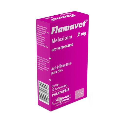 Flamavet 2mg 10 Comprimidos