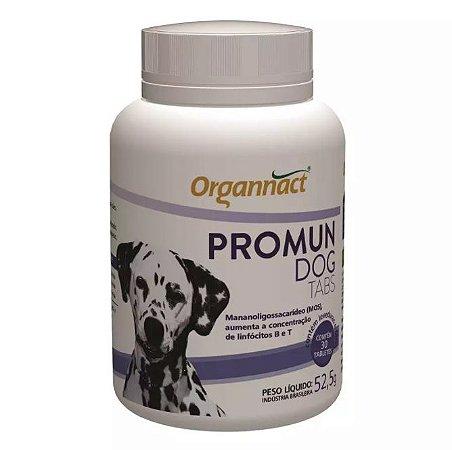 Suplemento Organnact Promun Dog 30 Tabs