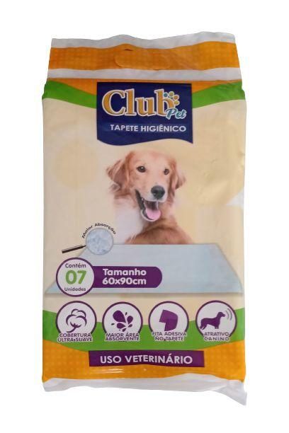 Tapete higiênico Club Pet Para Cães