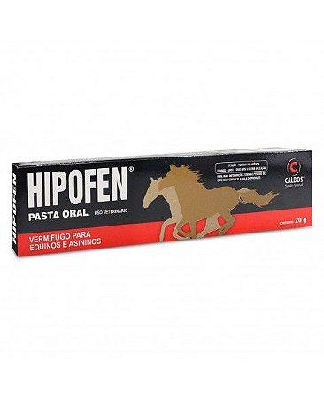 Hipofen Vermífugo Em Pasta Oral 20g Calbos