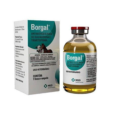 Borgal Antibiótico  10ml