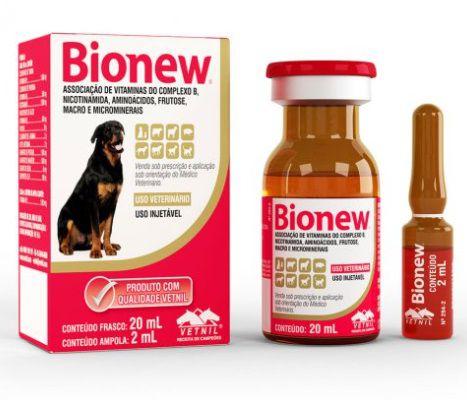 Bionew  Complexo Vitamínico Vetnil