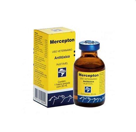 Mercepton injetável Antitóxico - Bravet