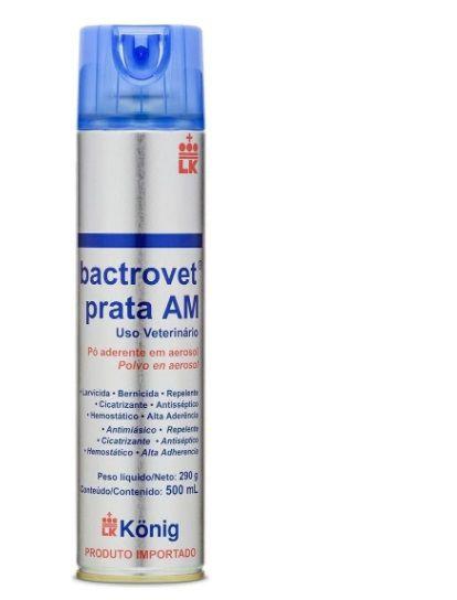 Bactrovet Spray Konig Prata Am - 500ml