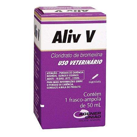 Aliv-V  Injetável 50ml